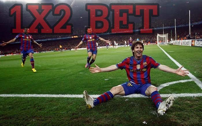 พนันบอล1X2 หรือแทงบอลสองโอกาส ที่หนึ่งรูปแบบแทงบอลออนไลน์ ที่ง่ายมากๆ