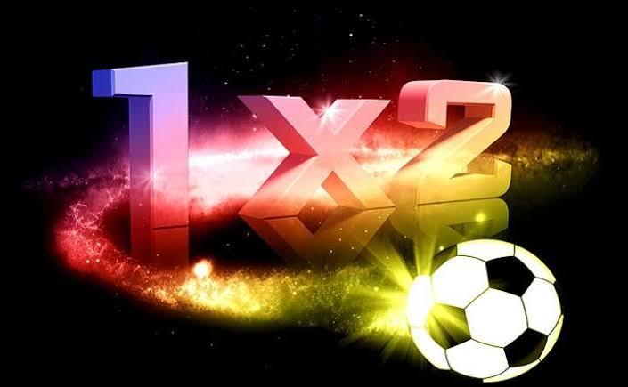 รูปแบบของการ พนันบอล1X2 หรือแทงบอลสองโอกาส ที่เล่นง่ายมากๆ